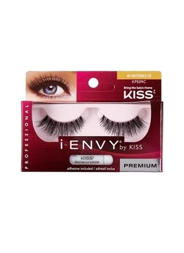 Kiss  I-Envy 16Hr Strip Lash Au Naturale 02 Renksiz